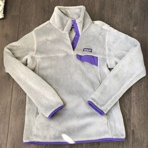 PATAGONIA fleece pull over